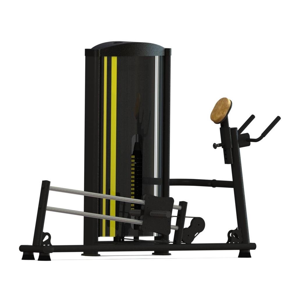 Aparelho Glúteo Deslizante para Musculação - Evo