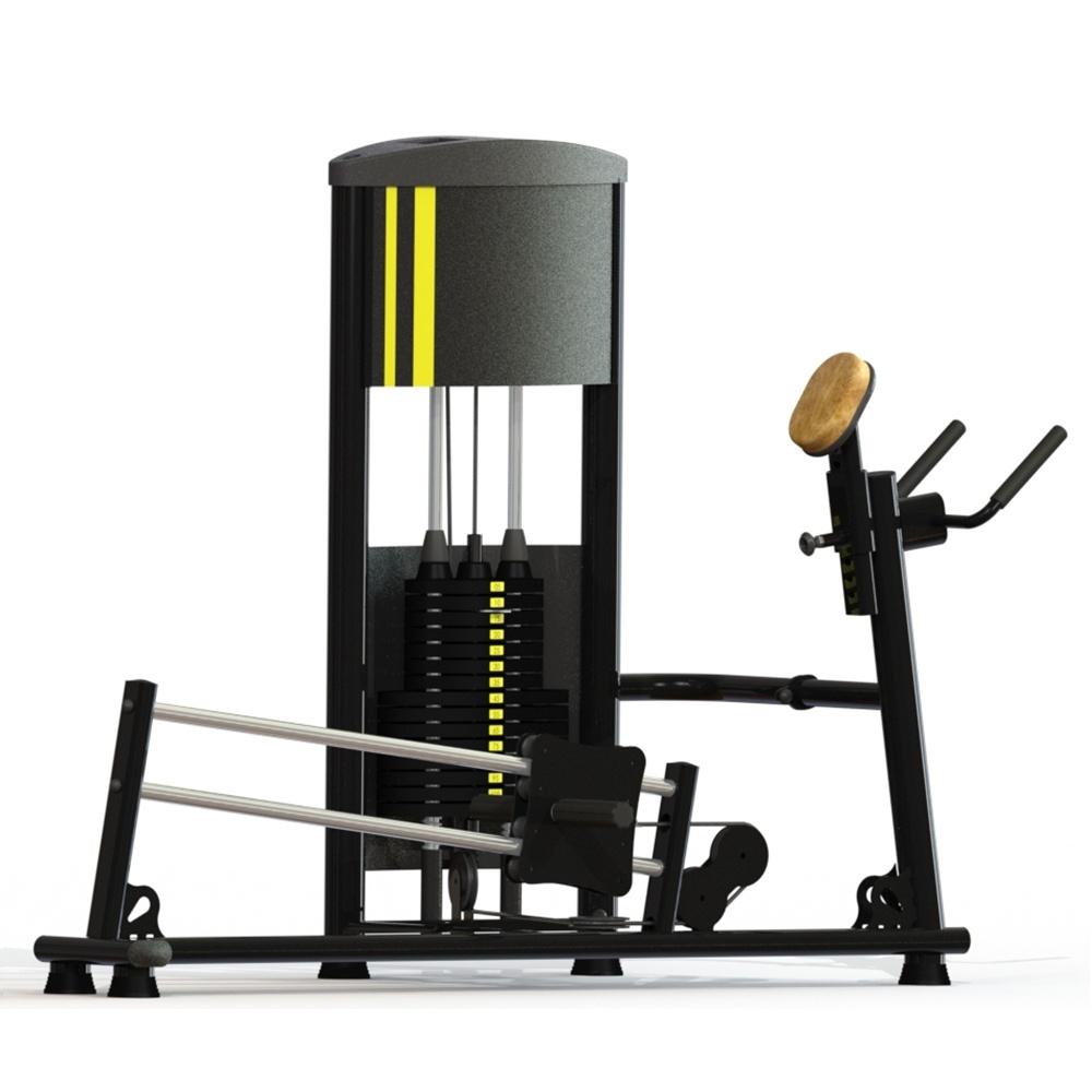 Aparelho Glúteo Deslizante para Musculação - Sigma