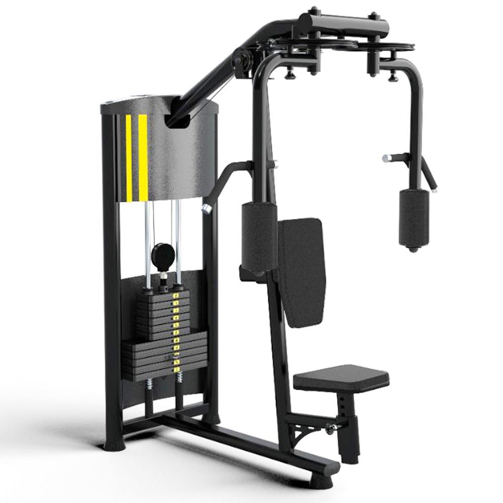 Aparelho Peck Deck com Dorsal para Musculação - Sigma