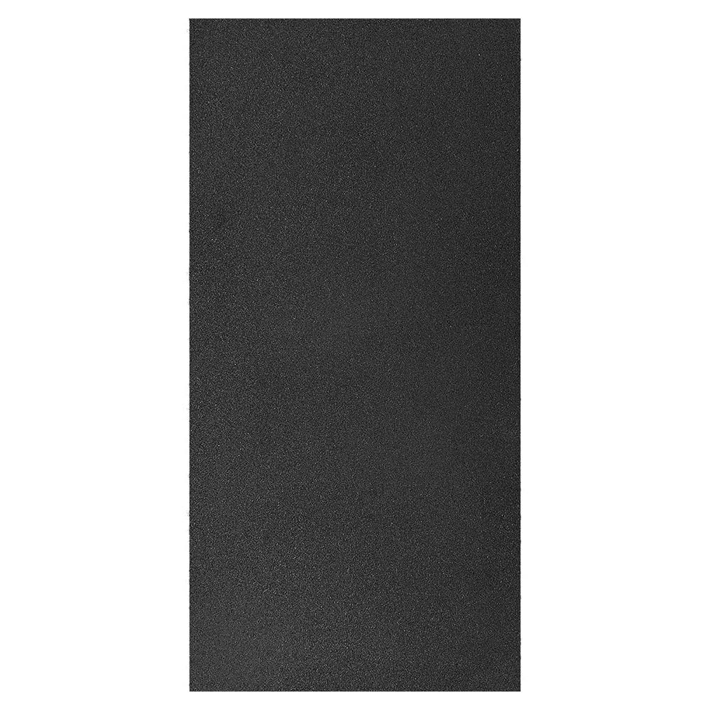 Piso De Borracha Para Academia De Crossfit e Funcional Preto 100x50 5mm