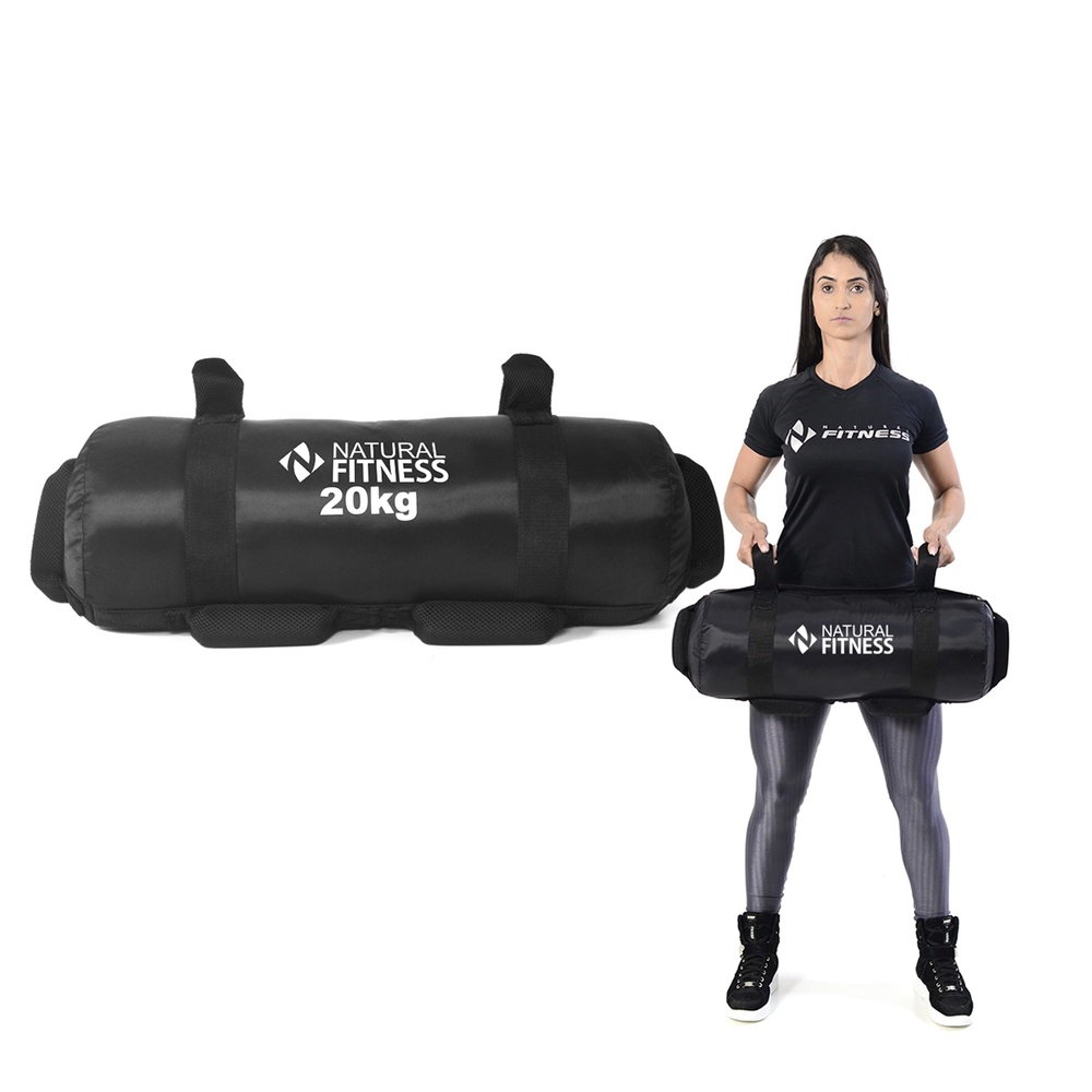 Power Bag Fitness de 20kg