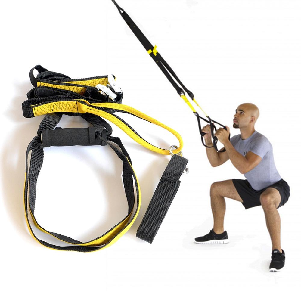 TRX Fita de Suspensão para Treinamento Suspenso- Premium Pro