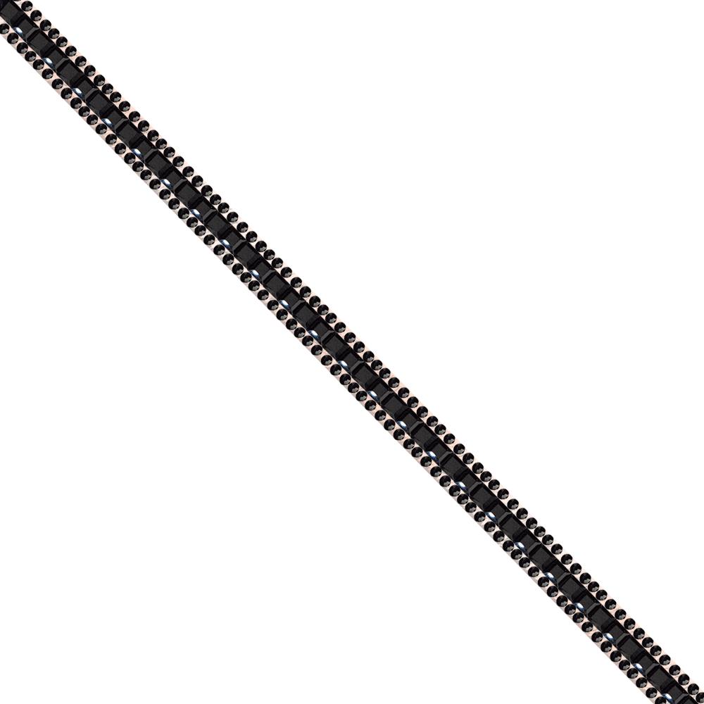 Tira de Strass Espelhada 0,7mm - JET - 20346 - BMSTRASS