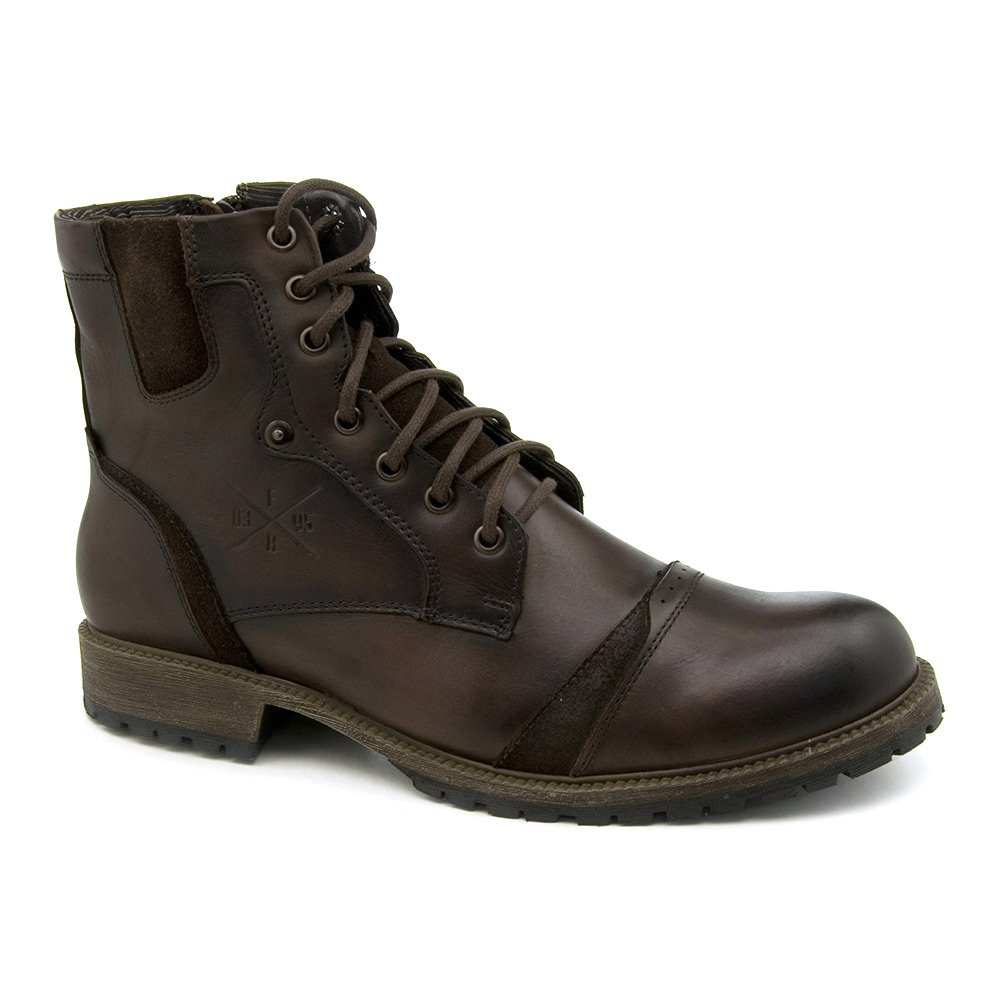 Coturno Ferricelli Masculino Colorado - Brown