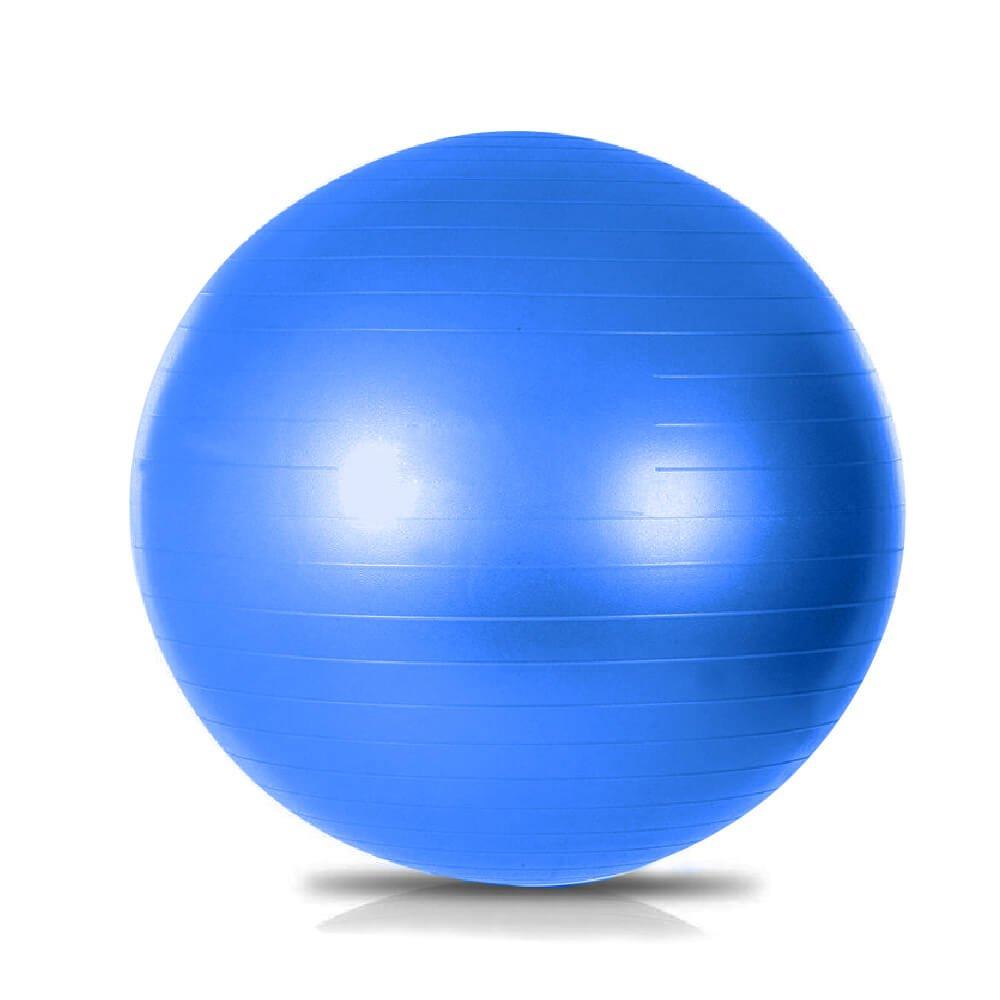 Bola Suíça para Pilates 65cm + Bomba de Ar