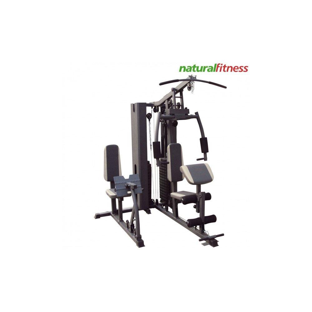 Estação de Musculação com Leg Press