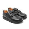 Sapato masculino para pés diabéticos - Ângelo cor preto