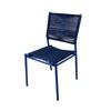 Cadeira Rusfter Milano S/Braço Azul