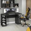 Mesa Gamer de Computador Nt2020 Notavel Preto