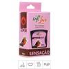 Gel Comestível Soft Love Hot 30ml ( ST116 ) - Sensação