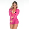 *Camisola Desejo (PS8022 - PS8016) - Rosa