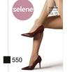 Meia Calça Clássica Selene Fio 15 (ST371) - Preto