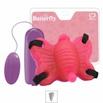 Butterfly Com Vibro Sexy Fantasy (PC034 - 14865) - Magenta