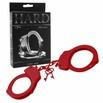 Algema em Metal Hard (CSA109M-HA109M) - Vermelho