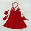 *Camisola em Tule Segredo da Paixão (SP613) - Vermelho