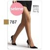 Meia Calça Básica Selene Fio 15 (ST372) - Natural