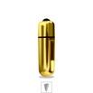 Cápsula Vibratória Power Bullet 10 Vibrações SI (5163) - Dourado