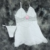 Camisola Jamile Plus Size (LK572P) - Branco