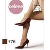 Meia Calça Clássica Selene Fio 15 (ST371) - Tabaco