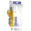 Vibrador Rotativo 36 Vibrações SI (5275) - Dourado