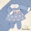 Saída De Maternidade Sophia Azul Bebê