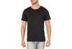 Camiseta Masculina 100% Algodão - Preta