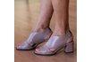 Sandalia Peep Toe- 177-02