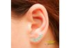EAR CUFF DE ZIRCONIA CL