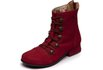 Cotuno Feminino MARY - Marsala / Chocolate 5778