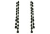 Brinco Zircônia Lesprit 15760 Ródio Negro Preto