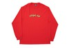 Longsleeve High Jungle Red