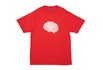 Camiseta High Tee Brain Red