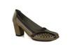 Sapato Ibizza Taupe Em Couro J.Gean