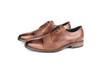Sapato Masculino Vulcano em Couro Tan