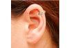 Brinco Piercing de Pressão Zircônia Lesprit LB15181MIXRS Rosé Multicor