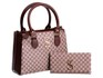 Bolsa Feminina Dubai Selten com Carteira Creme