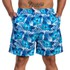Bermuda Masculina Summer Floral Azul - Selten