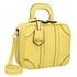 Bolsa Feminina Quadrada Sydney Amarela