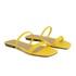 Rasteira amarela - Noronha