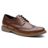 Sapato Casual Bernatoni Brogue Paris Whisky