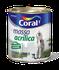 CORAL MASSA ACRILICO BRANCO 1,5KG