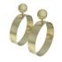 Brinco Metal Lesprit BOS15551 Dourado