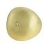 Anel Metal Lesprit LA10381 Dourado Cristal