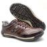 Sapato Masculino Casual Ortopédico Porshe Alanta 132/11 Brown