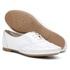 Sapatilha Feminina Sandalia Rasteirinha Sapato Conforto 15360 Branco