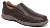 Sapato Comfort Classic Slip Brown