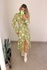 Chemise Ariel Floral Verde