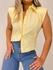 Camisa Muscle Elisa Amarela