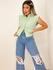Camisa Muscle Elisa Verde