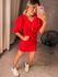 Vestido Eva Vermelho